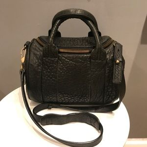 ALEXANDER WANG Rockie Bag in Black